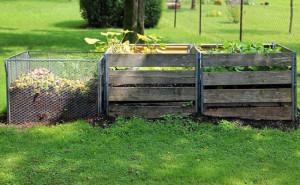 Una tipologia di compostiere domestiche
