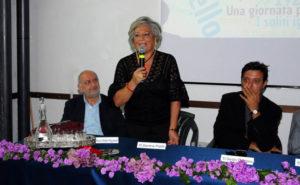 La professoressa Santina Pistilli